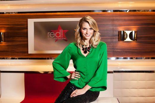 """red! Stars, Lifestyle & More - Im ProSieben-Magazin """"red!"""" präs..."""