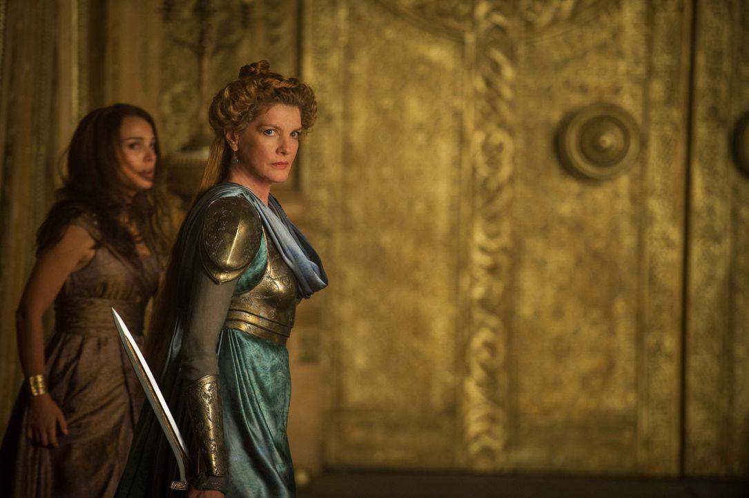 Thors Götter-Mutter Frigga - Bildquelle: TM & © 2013 Marvel & Subs