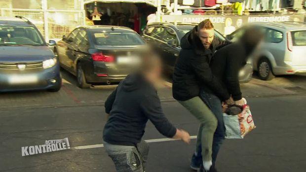 Achtung Kontrolle - Achtung Kontrolle! - Thema U.a.: Klippstein In Polen