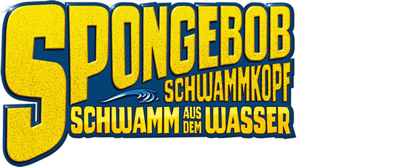 Spongebob Schwammkopf - Schwamm aus dem Wasser -Logo - Bildquelle: (2016) Paramount Pictures and Viacom International Inc. All Rights Reserved. SPONGEBOB SQUAREPANTS is the trademark of Viacom International Inc.