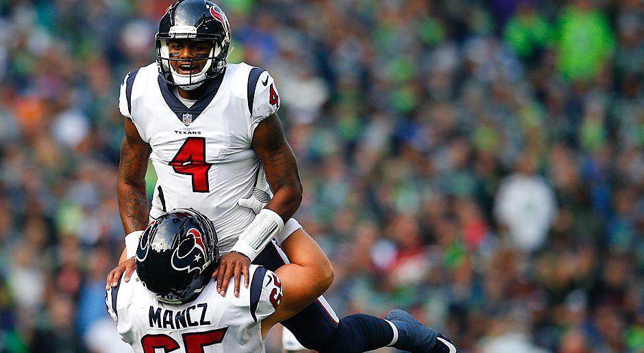 Platz 11: Houston Texans - Bildquelle: 2017 Getty Images