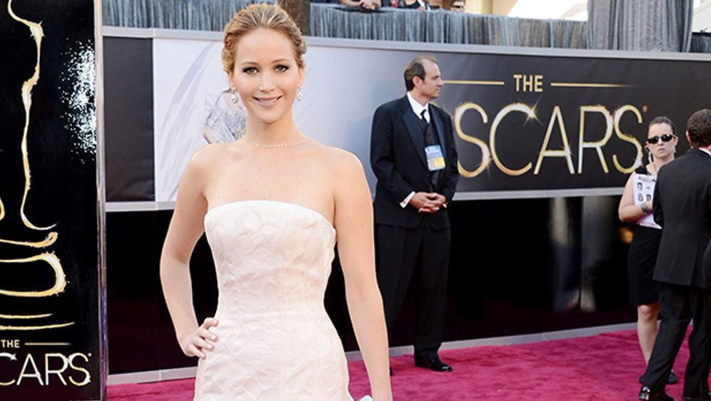 Jennifer Lawrence Oscar Verleihung 2013 - Bildquelle: AFP