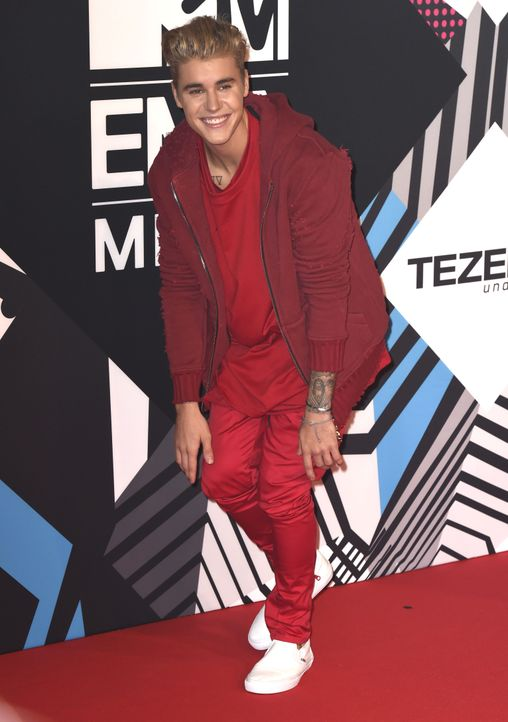 MTV Europe Music Awards 2015 Justin Bieber wenn - Bildquelle: James Watkins/WENN.com