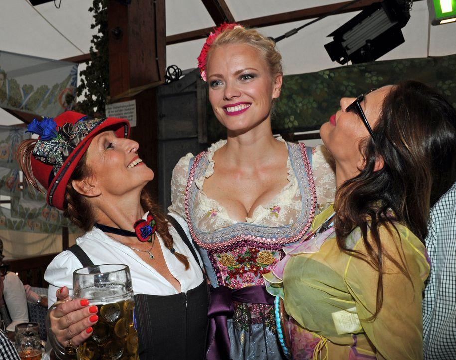 150920-Birgitt-Wolff-Franziska-Knuppe-Maike-Rivelli-dpa - Bildquelle: dpa
