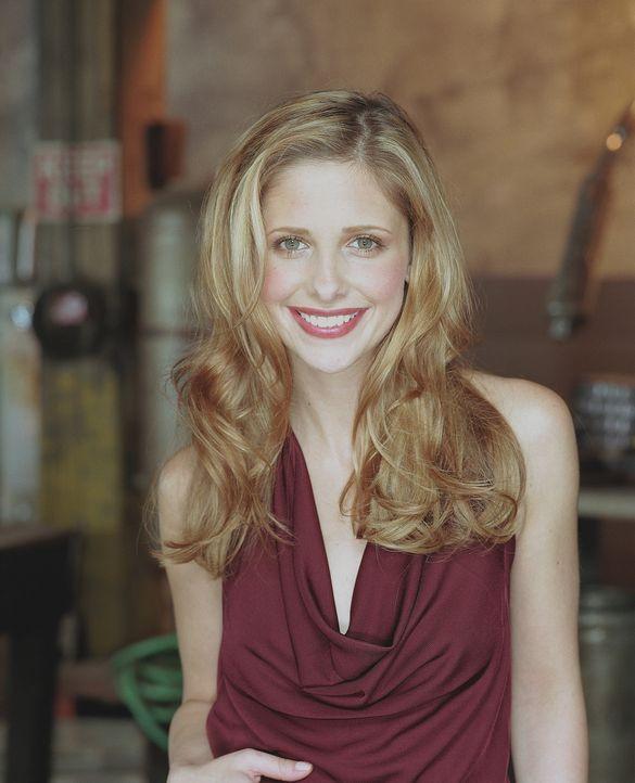 (7. Staffel) - Die hübsche Buffy (Sarah Michelle Gellar) hat eine schwere Aufgabe: Als Vampirjägerin ist sie dazu bestimmt, die Welt vor den bösen M... - Bildquelle: TM +   Twentieth Century Fox Film Corporation. All Rights Reserved.