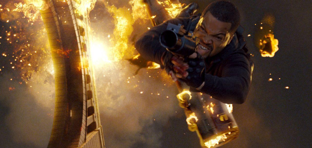 Explosive Verbrecherbekämpfung: xXx Agent Darius Stone (Ice Cube) ... - Bildquelle: 2005 Revolution Studios Distribution Company, LLC. All Rights Reserved.