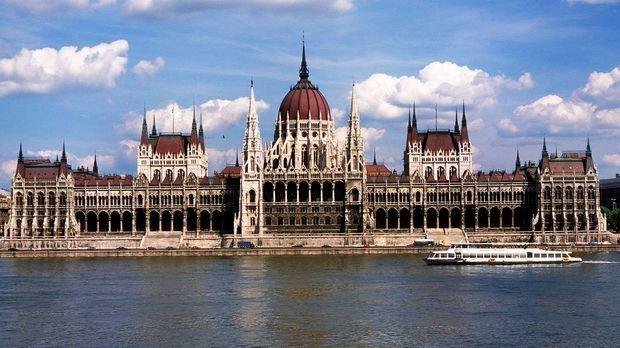 Budapest Parlament © dpa/gms