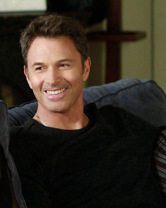 Ist glücklich mit Violet: Pete (Tim Daly) ... - Bildquelle: ABC Studios