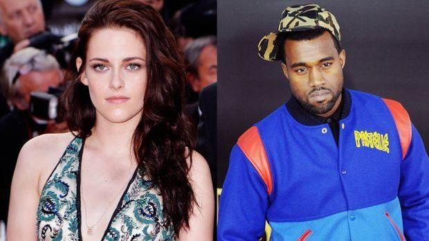 Resting Bitch Face bei Kristen Stewart und Kanye West