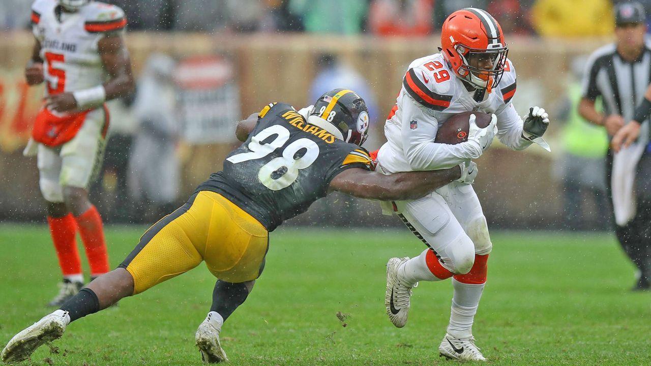 Rushing Offense: Cleveland Browns (29 Punkte) - Bildquelle: imago/Icon SMI