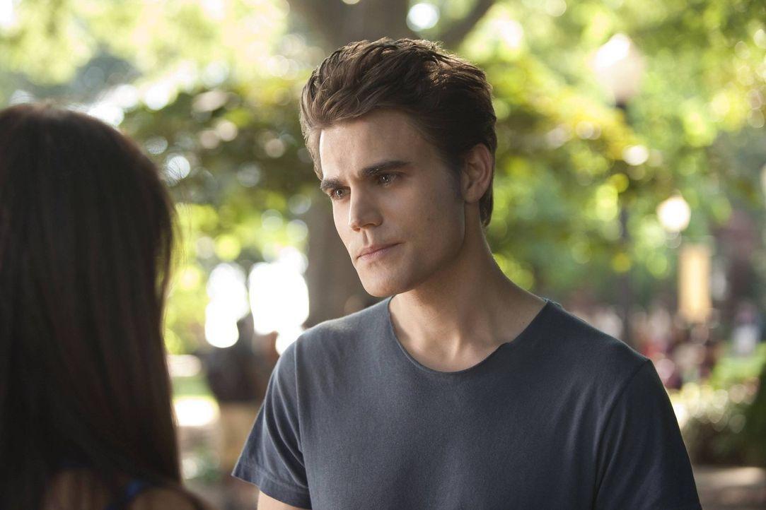 Nicht einmal Elena kann Silas und Stefan (Paul Wesley) unterscheiden, was zu unerwarteten Schwierigkeiten führt ... - Bildquelle: Warner Brothers