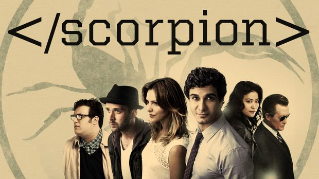 (3. Staffel) - Scorpion - Artwork © 2016 CBS Broadcasting, Inc. All Rights Re...