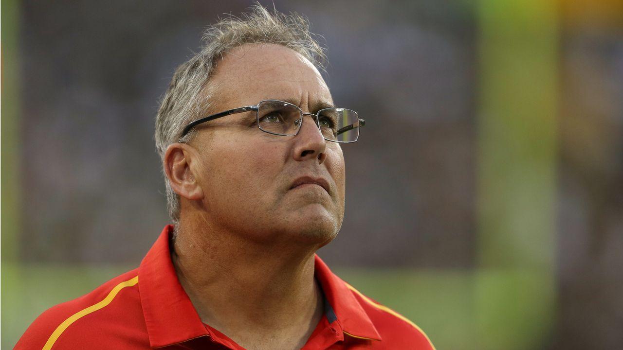Dave Toub (Kansas City Chiefs) - Bildquelle: 2014 Getty Images