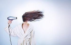 Haar föhnen