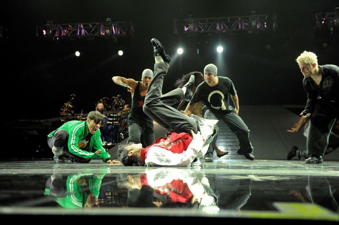 Michael Jacksons THIS IS IT lässt noch einmal Michael Jacksons Genialität und Ausstrahlung lebendig .werden. - Bildquelle: 2009 The Michael Jackson Company, LLC. All Rights Reserved.