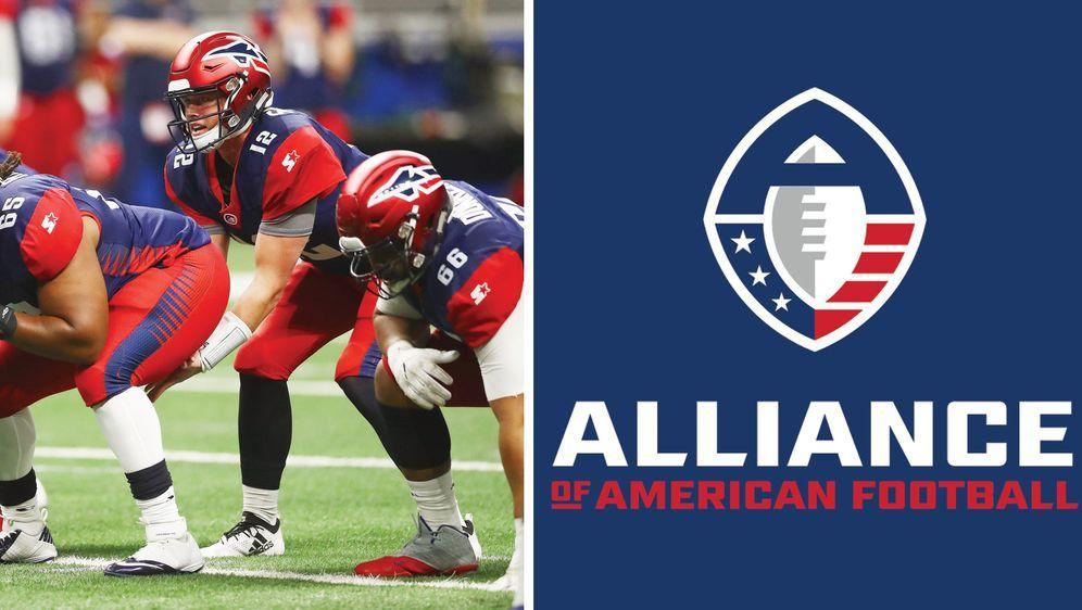 "Die neue Liga ""Alliance of American Football"" soll 2020 an den Start gehen - Bildquelle: Alliance of American Football"