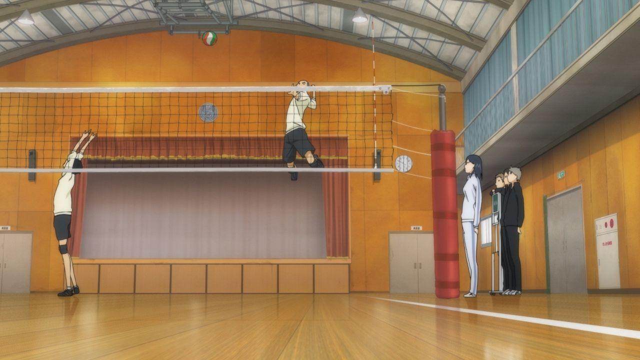 """Ryunosuke Tanaka (M.) - Bildquelle: H.Furudate / Shueisha,""""Haikyu!!?Project,MBS"""