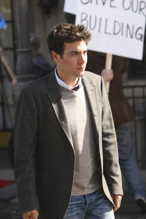 Der Architekt der Vernichtung: Ted (Josh Radnor) ... - Bildquelle: 20th Century Fox International Television