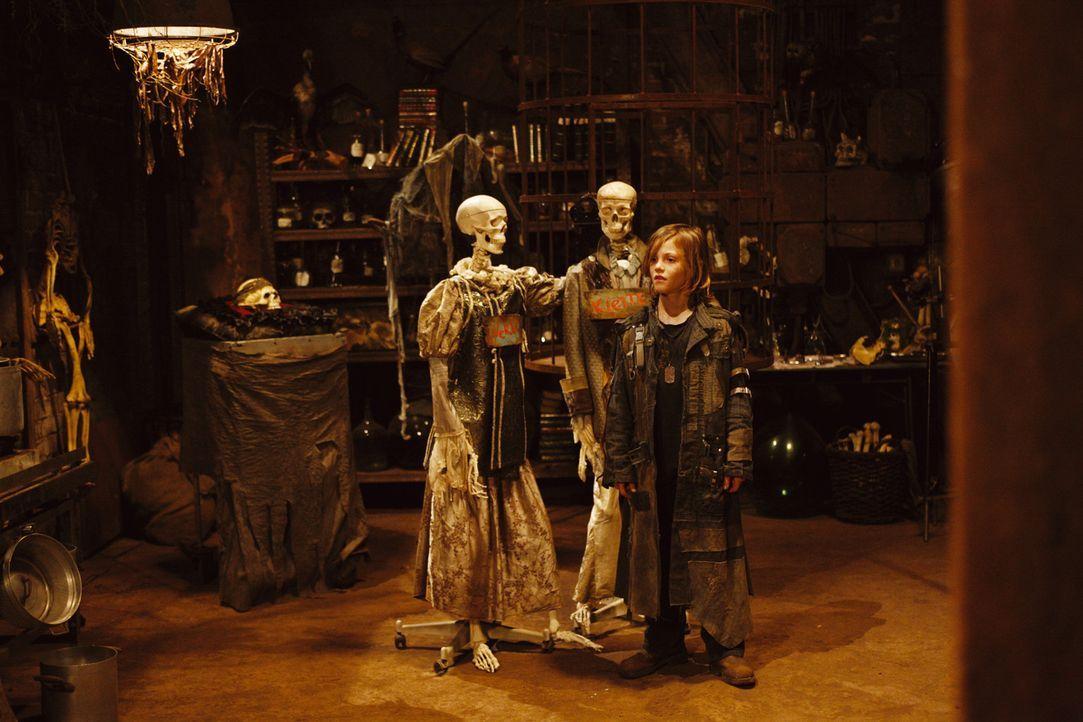 Kann Nerv (Nick Romeo Reimann) Klette bei der Flucht helfen? - Bildquelle: Buena Vista International