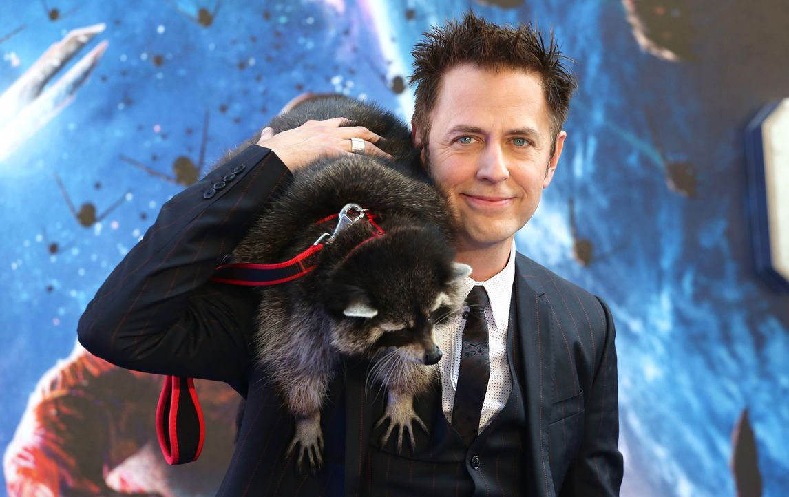 James-Gunn-Guardians-of-the-Galaxy-Lia Toby-WENN-com - Bildquelle: Lia Toby/WENN.com
