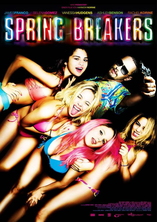 springbreakers-21-wild-bunch-germanyjpg 1204 x 1700 - Bildquelle: wildbunch germany