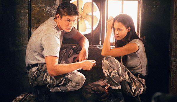 """Platz 3: Dark Angel - Bildquelle: """"Dark Angel"""": auf DVD erhältlich (20th Century Fox)"""