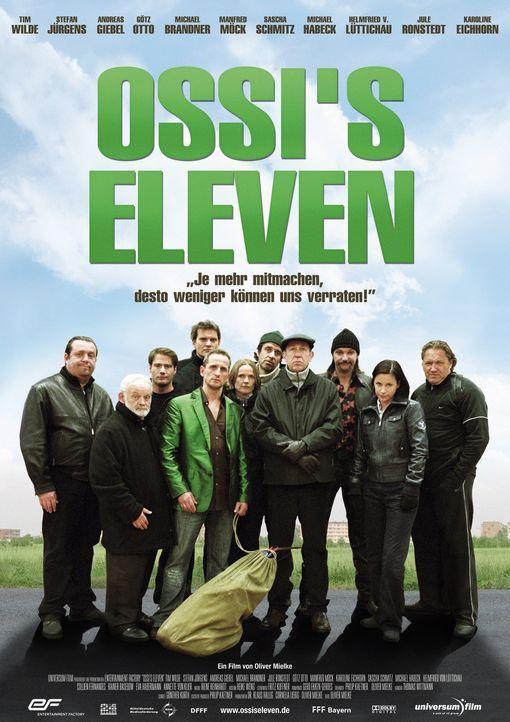 OSSI'S ELEVEN - Plakatmotiv - Bildquelle: Universum Film (UFA)