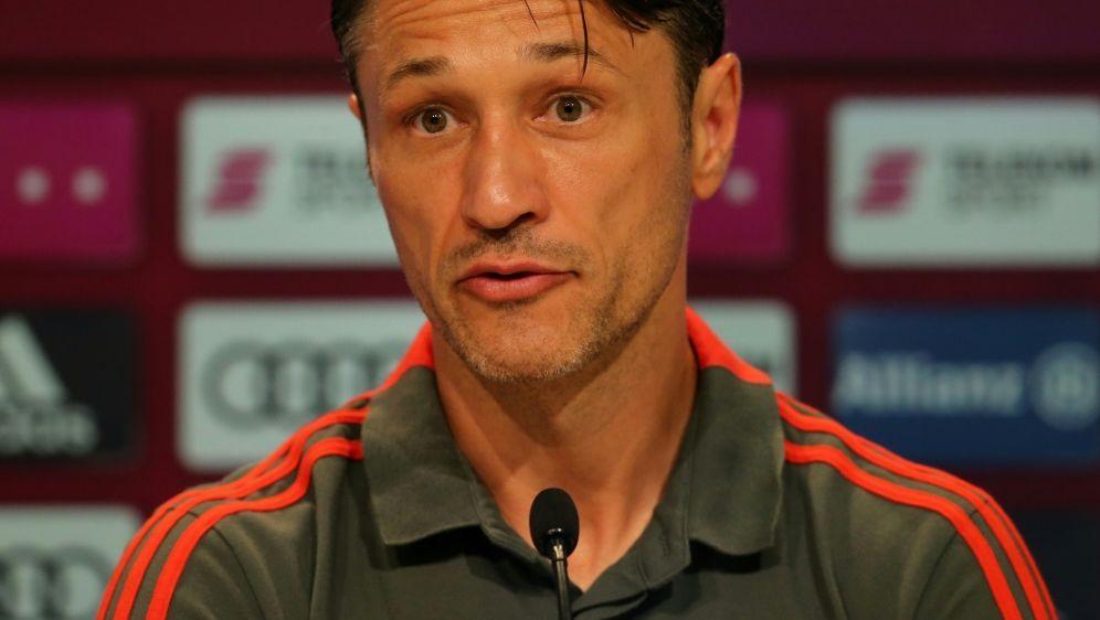 Kovac gibt Trainerkollegen Herrlich Rückendeckung - Bildquelle: FIROFIROSID