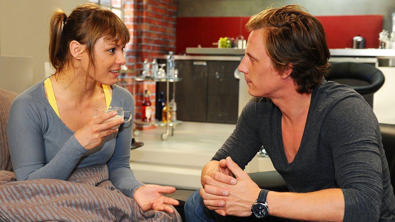 Anna-und-die-Liebe-Folge-740-02-Sat1-Oliver-Ziebe - Bildquelle: SAT.1/Oliver Ziebe