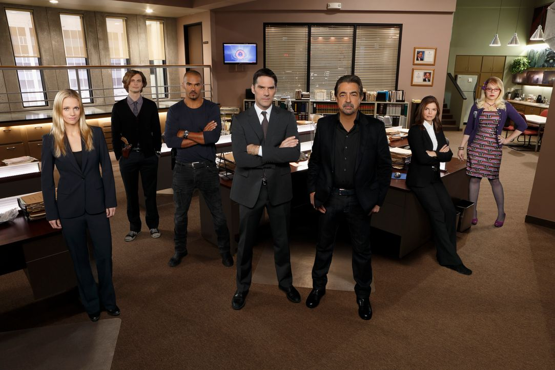 CRIMINAL_MINDS_740955_Staffel_8 - Bildquelle: © 2013 American Broadcasting Companies, Inc. All rights reserved.