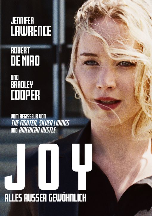 JOY - ALLES AUSSER GEWÖHNLICH - Plakat - Bildquelle: 2015 Twentieth Century Fox Film Corporation.  All rights reserved.