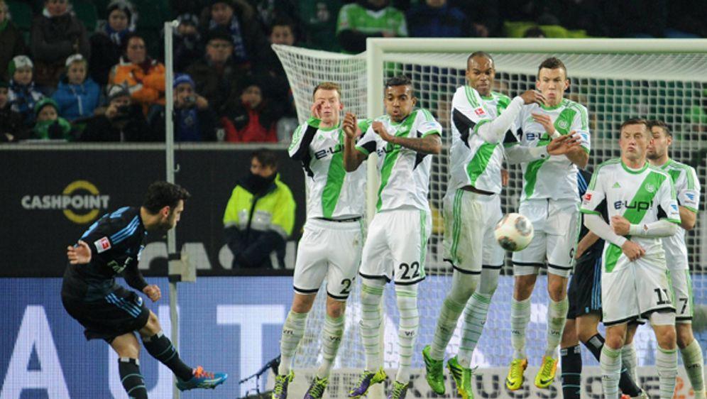 Bundesliga Hamburger Sv Vs Vfl Wolfsburg Live Die Bundesliga