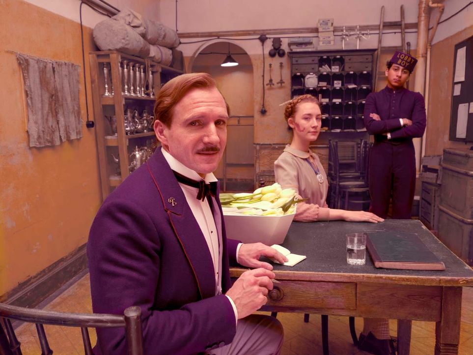 Grand-Budapest-Hotel-01-Twentieth-Century-Fox-Home-Entertainment - Bildquelle: Twentieth Century Fox Home Entertainment