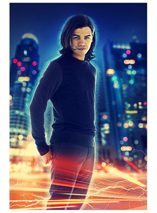 """(1. Staffel) - Unterstützt Barry Allen alias """"The Flash"""" bei seinem Plan, die Welt vor dem Bösen zu retten: Cisco Ramon (Carlos Valdes) ... - Bildquelle: Warner Brothers."""