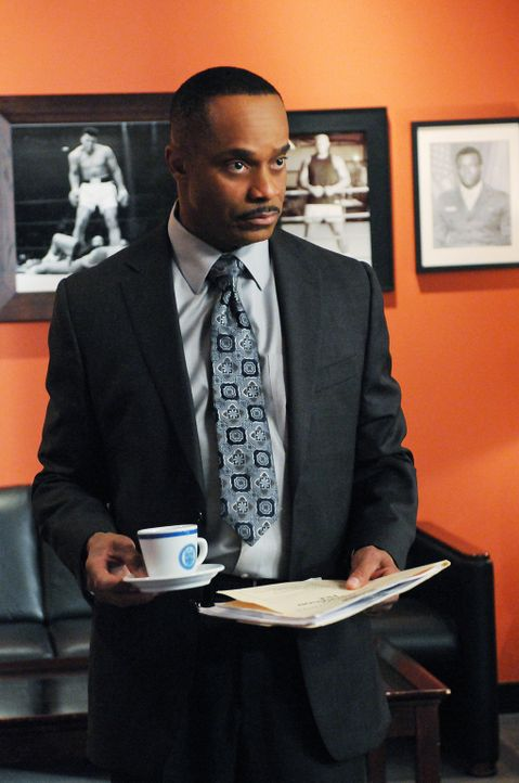 Sein Team ermittelt in einem neuen Mordfall: Leon Vance (Rocky Carroll) ... - Bildquelle: CBS Television