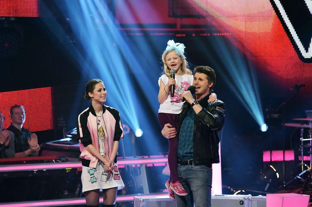 The-Voice-Kids-Stf03-Epi06-Teaser-06-Linnea-SAT1-Andre-Kowalski - Bildquelle: SAT.1/ Andre Kowalski