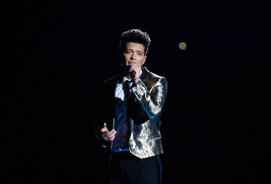 Bruno-Mars-14-02-02-AFP - Bildquelle: AFP