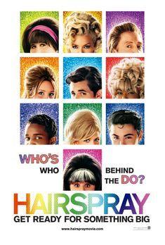 """Hairspray - """"Hairspray"""" - Plakatmotiv - Bildquelle: Warner Brothers..."""