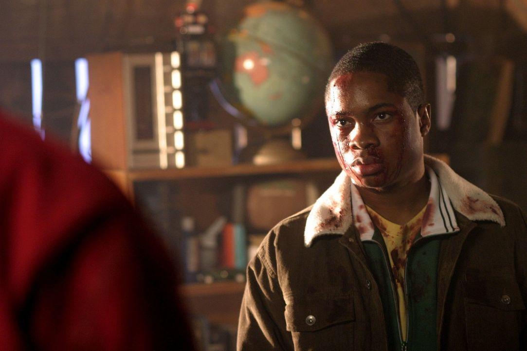 Pete (Sam Jones III) hat seine Leidenschaft für illegale Autorennen entdeckt und freundet sich mit dem Kriminellen Jason Dante an. Doch die Freundsc... - Bildquelle: Warner Bros.