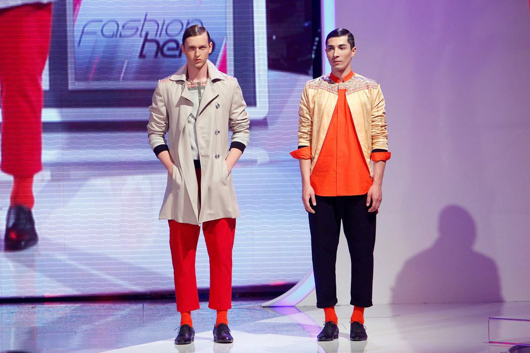 Fashion-Hero-Epi05-Show-12-ProSieben-Richard-Huebner - Bildquelle: Richard Huebner