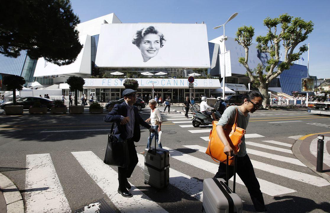 Cannes-Film-Festival-Poster-15-05-12-AFP - Bildquelle: AFP
