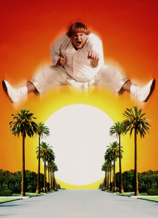 Beverly Hills Ninja - Die Kampfwurst - Artwork - Bildquelle: 1997 TriStar Pictures, Inc. All Rights Reserved.