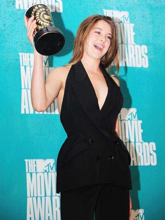 mtv-movie-awards-Shailene-Woodley-12-06-03-getty-AFP - Bildquelle: getty-AFP
