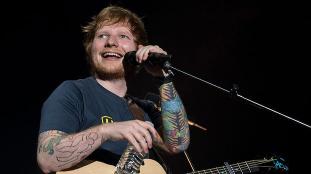 "Ed Sheeran bei ""Game of Thrones"""