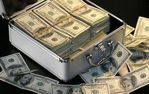 dollar-koffer