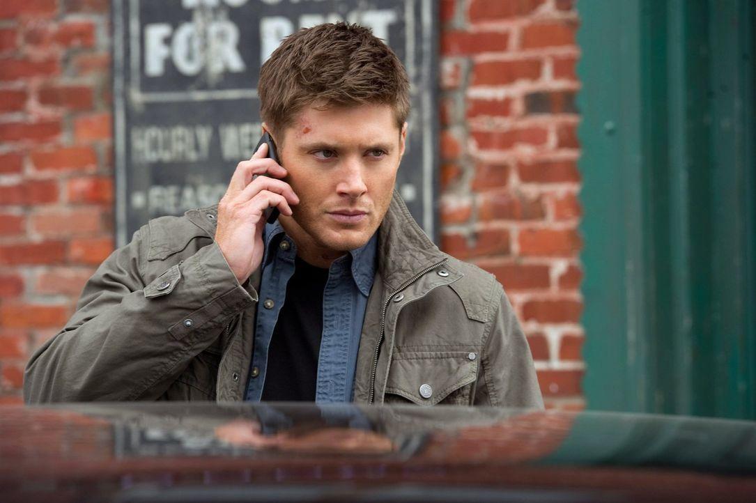 Wie weit würde Dean (Jensen Ackles) für seinen neuen besten Kumpel gehen? - Bildquelle: Warner Bros. Television
