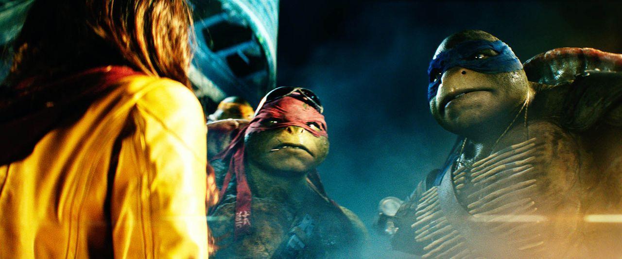 teenage-mutant-ninja-turtles-16-Paramount-Pictures - Bildquelle: Paramount Pictures