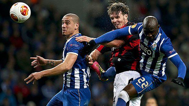 Porto-vs-Eintracht_2 © usage Germany only, Verwendung nur in Deutschland