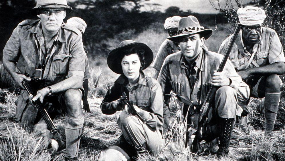 Schnee am Kilimandscharo - Bildquelle: 1952 Twentieth Century Fox Film Corporation.