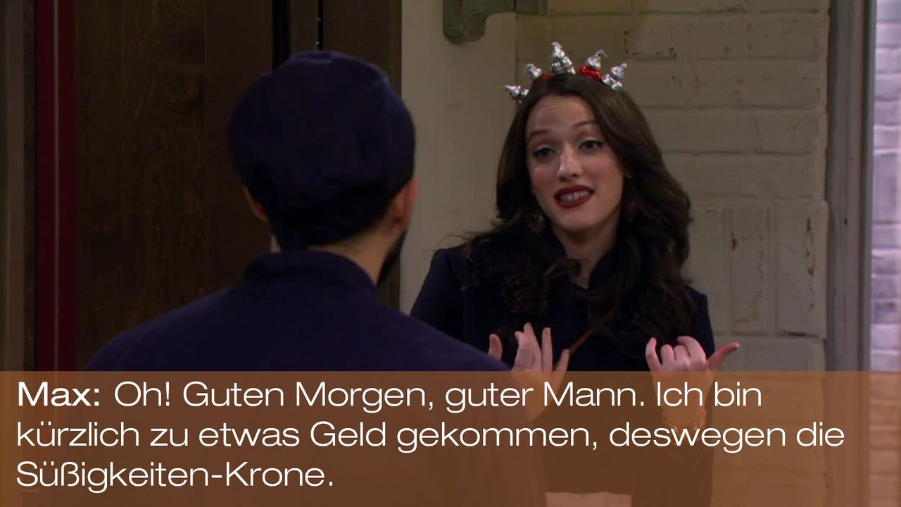 2-Broke-Girls---0316--Zitat-09 - Bildquelle: Warner Brothers